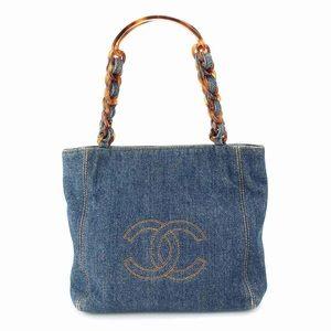 Chanel Denim purse